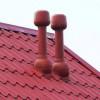 Вентиляционные выходы канализационной системы